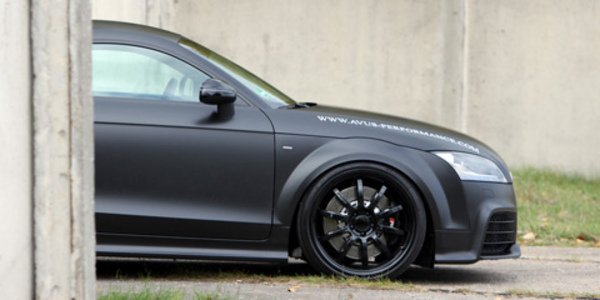 Avus retouche l'Audi TT-RS