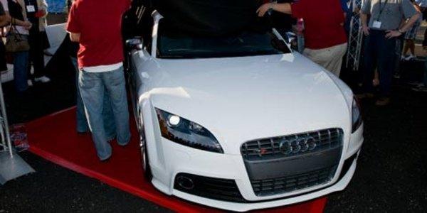 Une Audi TT-S spéciale au Pikes Peak