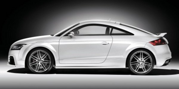 Audi TT-RS : dual-clutch en septembre