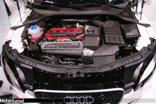 le moteur de l 39 audi tt rs r compens actualit automobile motorlegend. Black Bedroom Furniture Sets. Home Design Ideas