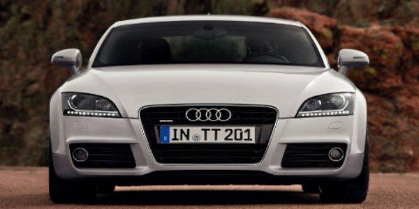Audi a produit son 10000 ème TT 2.0 TDI