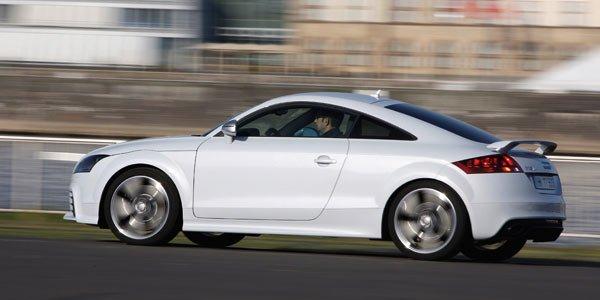 Audi TT-RS, encore plus ?