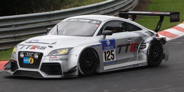 Audi Sport lance le TT RS 2012