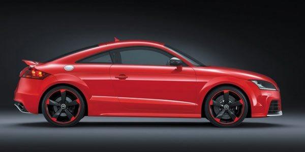 L'Audi TT-RS Plus dévoilée