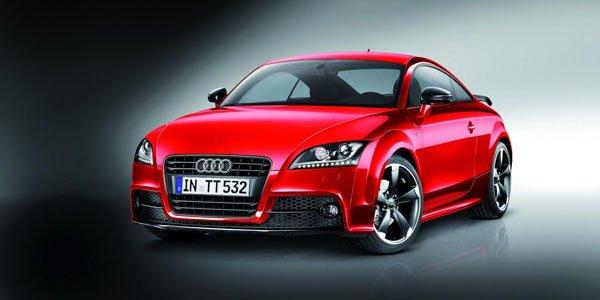 Audi TT : pack S Line Compétition