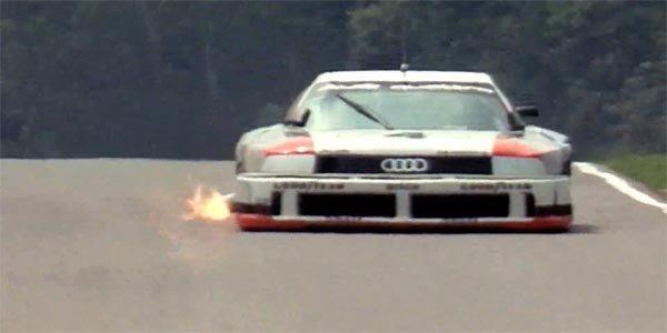 Vidéo : Audi TT RS et 90 Quattro IMSA