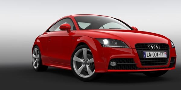 Habitacle high tech pour l'Audi TT 2014