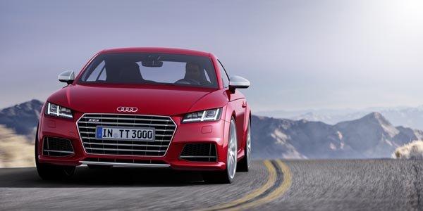 Genève 2014 : nouvelle Audi TT