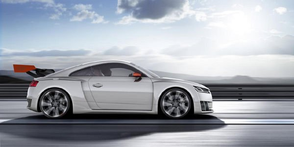 Le concept Audi TT Clubsport au Wörthersee