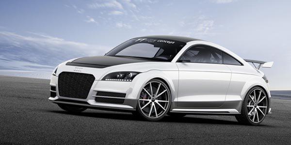 Audi TT Ultra Quattro Concept : 310 ch
