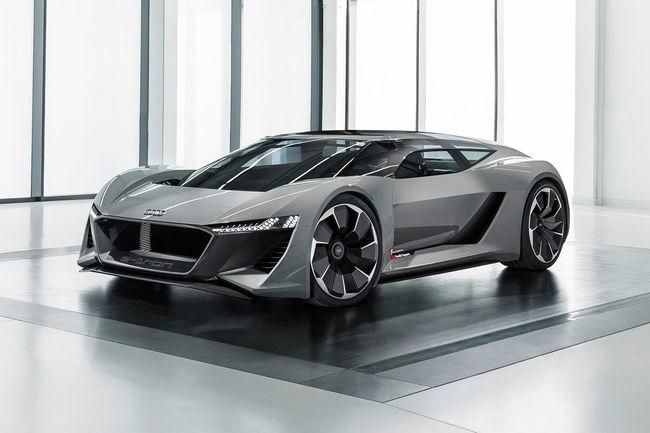 Audi : une R8 électrique en approche ?