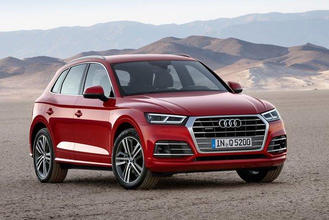 Audi : ventes en hausse en novembre