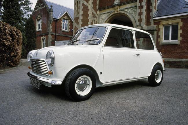 La Mini élue meilleure voiture britannique de tous les temps