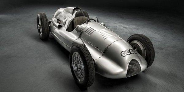L'Auto Union Type D de retour chez Audi