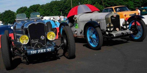 4ème Autodrome Heritage Festival