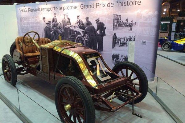 Beau succès pour l'Avignon Motor Festival 2016