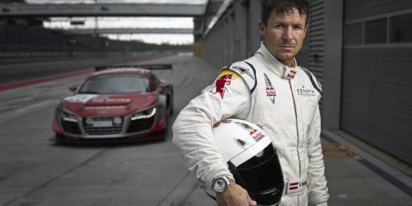 Felix Baumgartner aux 24H du Nürburgring