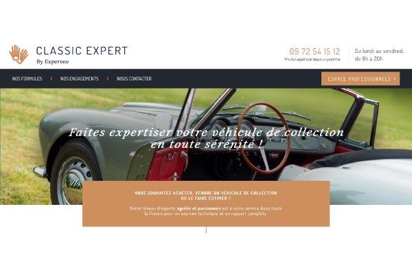 Classic Expert : faites estimer votre véhicule de collection