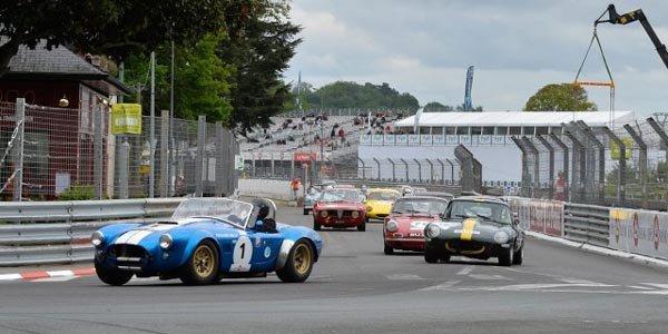 Beau succès pour le GP de Pau Historique