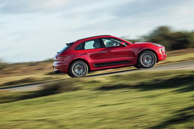 Porsche : 17250 dollars de profit par voiture en 2016