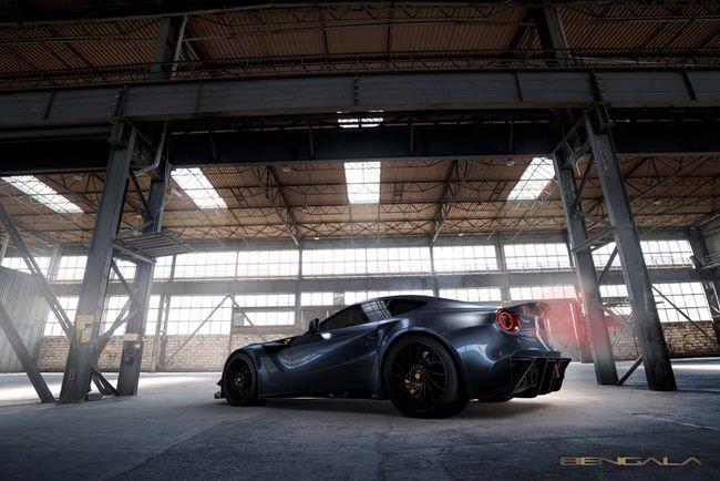 Bengaia Automotive s'attaque à la Ferrari F12