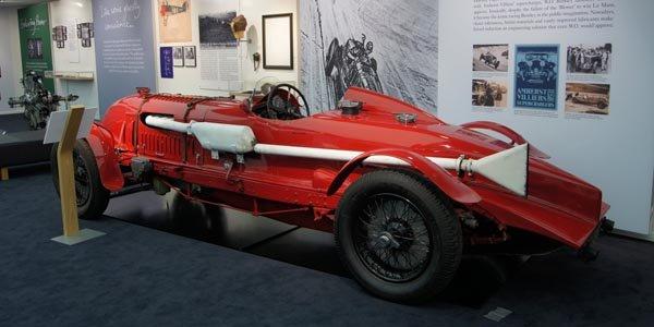 Une Bentley Blower à 5,5 millions d'euros