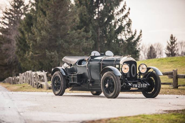 RM Sotheby's : une Bentley Bobtail à Amelia Island