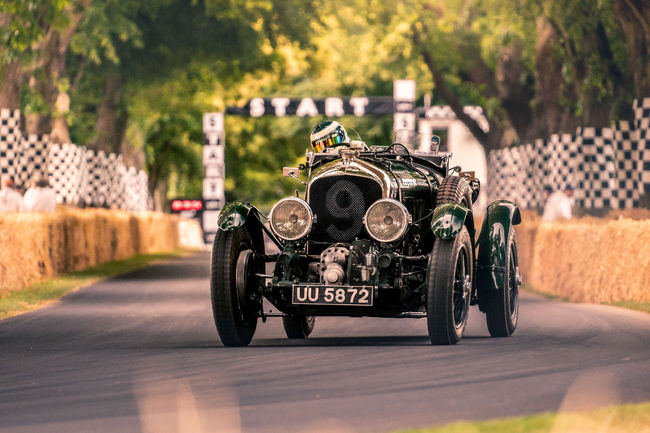 Bentley va recréer la Team Blower 4.5 litres de 1929