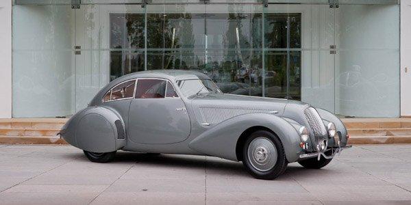 Bentley accueille l'Embiricos Special