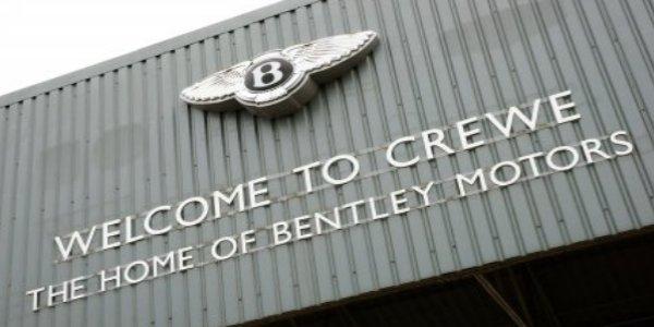 Bentley à l'épreuve des balles !