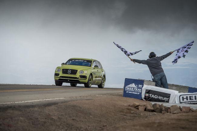 Monterey Car Week : le programme Bentley
