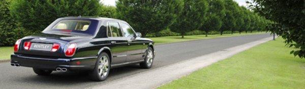 Bentley prépare une Arnage... hybride !