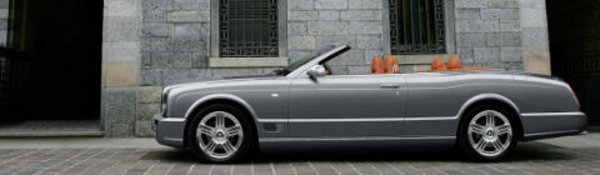 Bentley Azure T : performances et classe