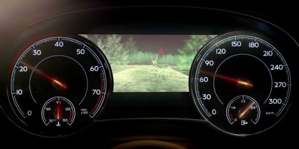 Le SUV Bentley Bentayga dévoile son intérieur