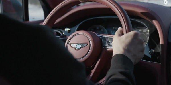 Bentley Bentayga : nouveau teaser