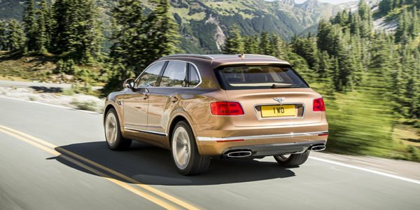 Bentley Bentayga : la reine passe commande