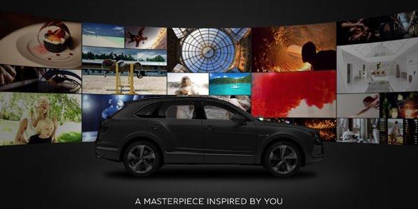 Bentley Inspirator : un configurateur inédit