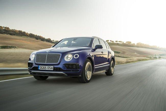 Bentley Bentayga : premières livraisons