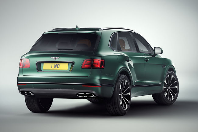 Bentley Bentayga by Mulliner Inspired by The Festival