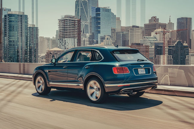 Bentley Bentayga Hybrid : à partir de 141 100 euros