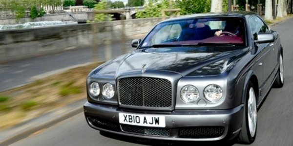 The Bentley Brooklands book
