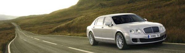 Bentley Flying Spur : plus « speedée »