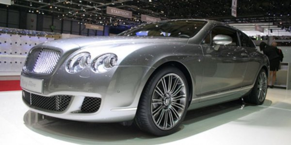 Bentley Flying Star, hausse de régime ?