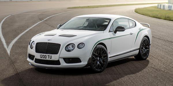Une Bentley Continental GT extrême pour 2016 ?
