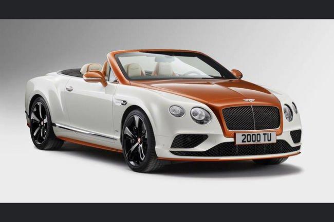 Bentley Continental GT V8 S Cabriolet par Mulliner