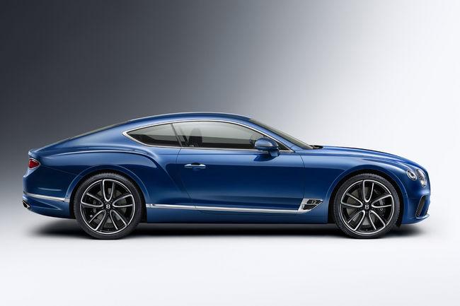 Configurez votre Bentley Continental GT