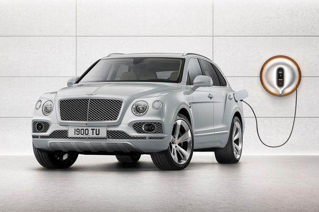 La prochaine Bentley Continental GT sera électrifiée