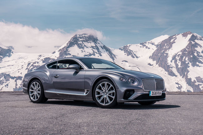 Pikes Peak : Bentley s'engage avec la Continental GT