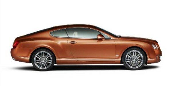 Bentley : deux modèles pour la Chine