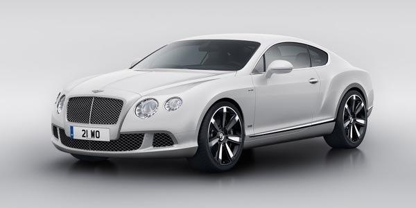 Bentley : des séries limitées Le Mans